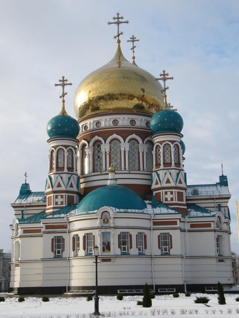 Успенский собор в Омске