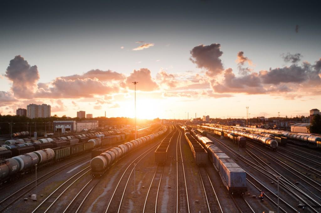 Новосибирск - крупнейший транспортный узел Сибири