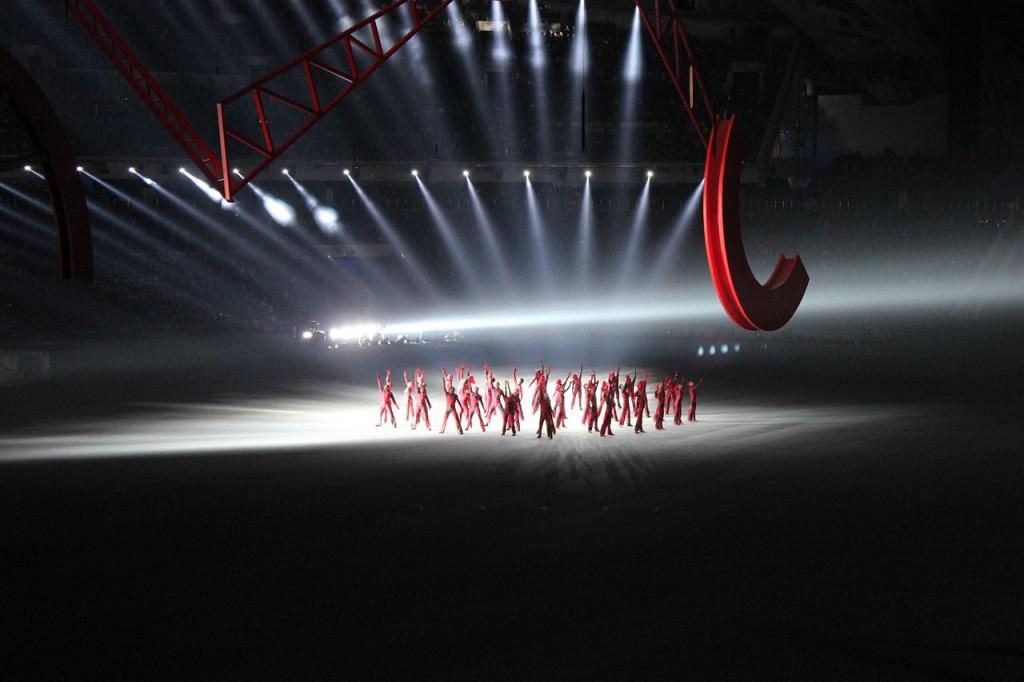 Сочи, открытие олимпиады 2014