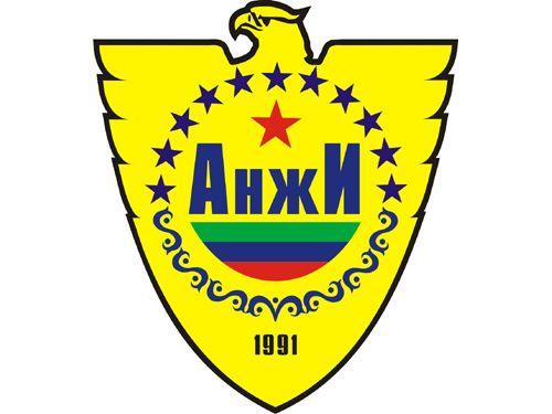 Эмблема футбольного клуба Анжи Махачкала
