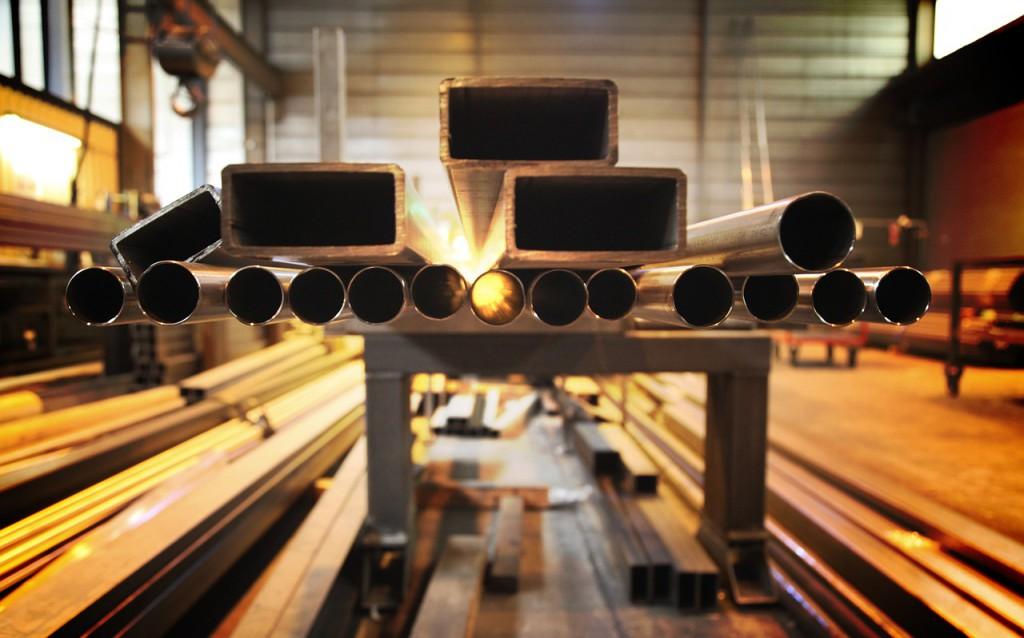 Новокузнецк - крупный металлургический центр в России
