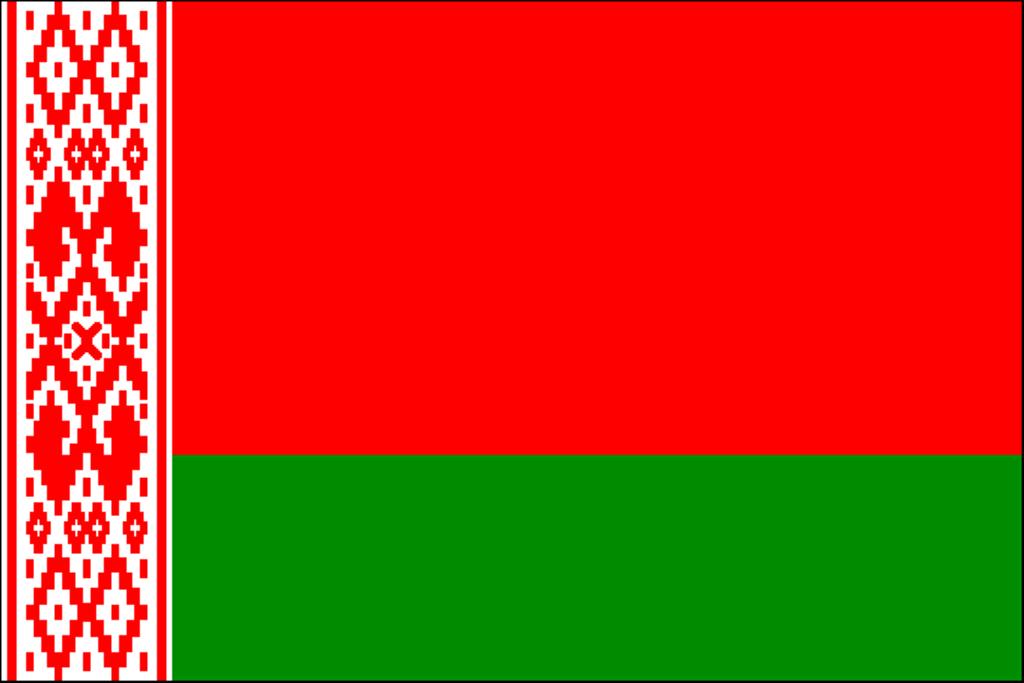 Флаг Беларусь