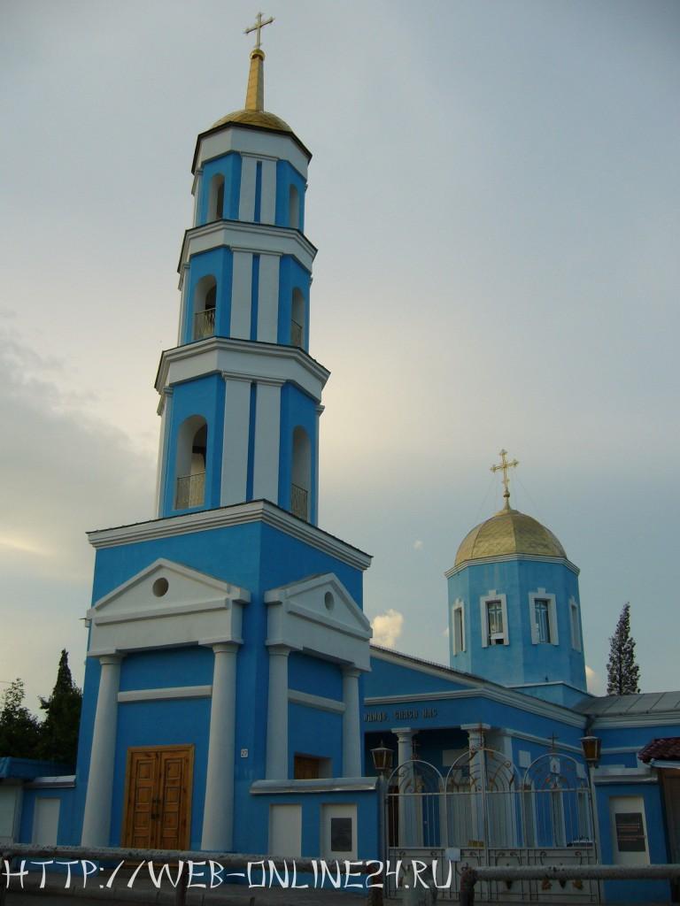 Покровская церковь в Судаке