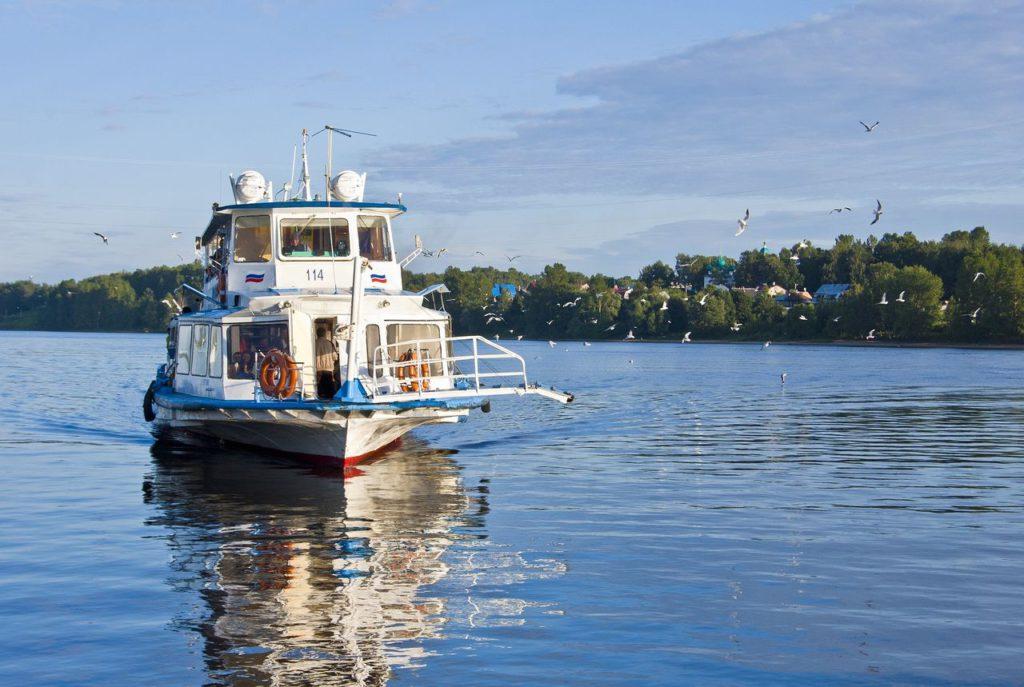 Ульяновск - это город трех рек