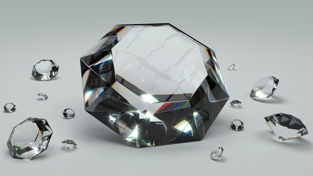Алмазы - богатство Якутии