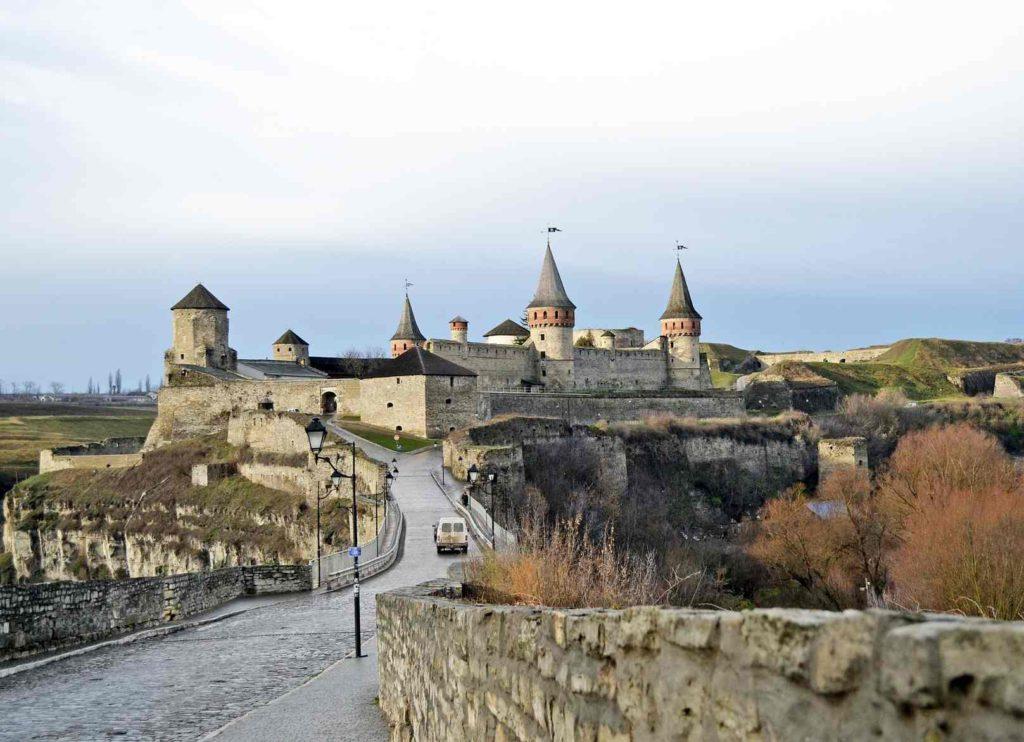 Каменец-Подольская крепость, Украина