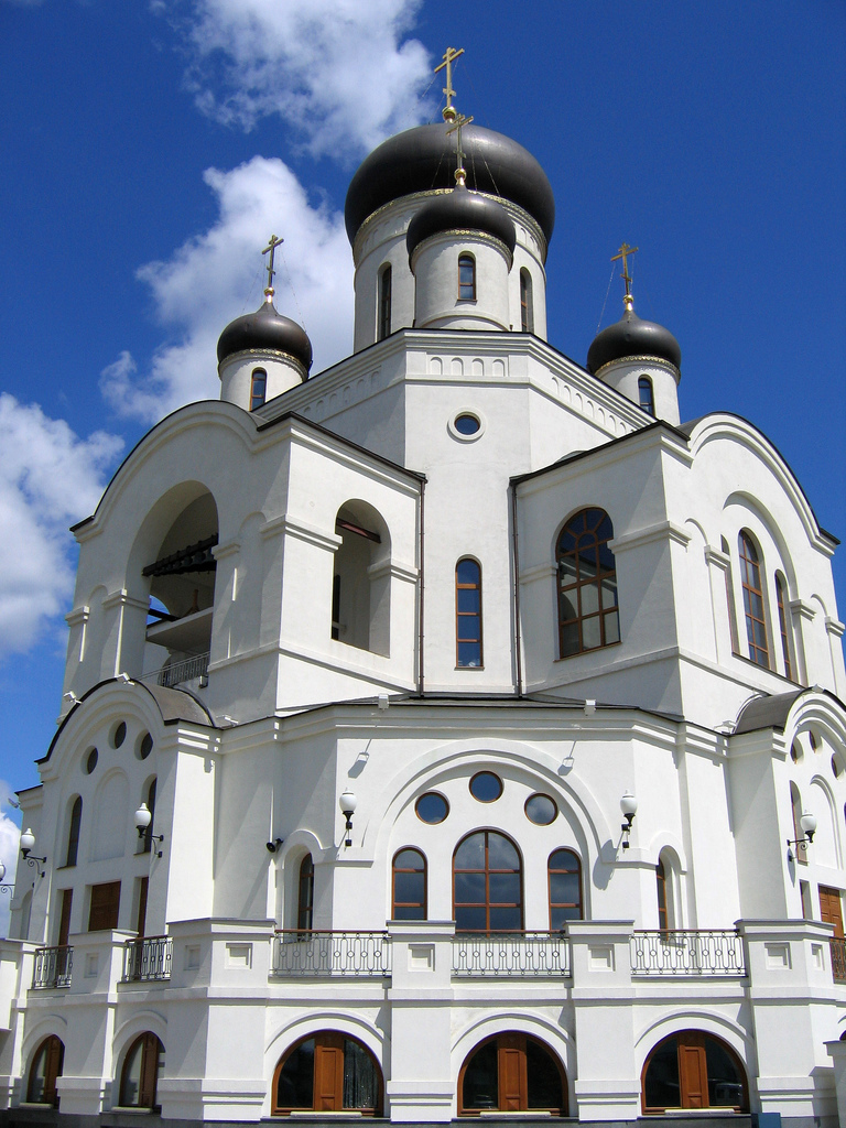 Храм Рождества Христова в Мытищах