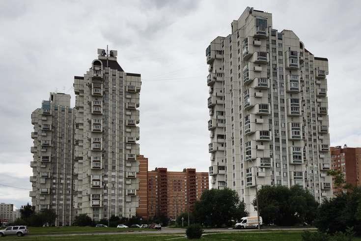 Архитектура Зеленограда