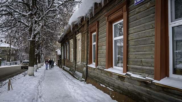 Улица Подбельского во Владимире