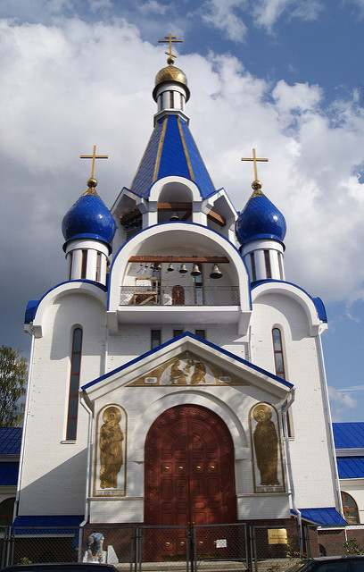 Храм Пресвятой Богородицы в Королёве