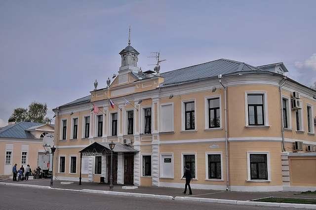 Исторический центр в Коломне