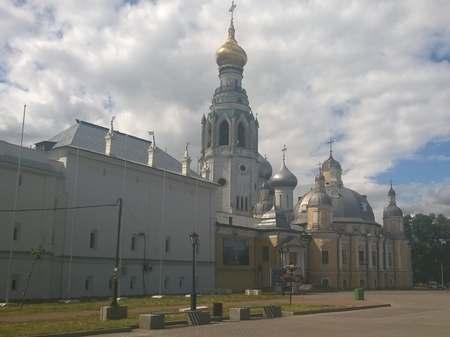Исторический центр Вологды