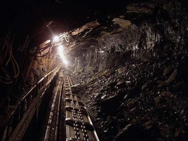 Добыча угля в Воркуте
