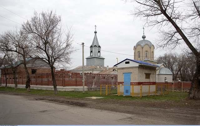 Церковь Казанской Иконы Божией Матери в Невинномысске