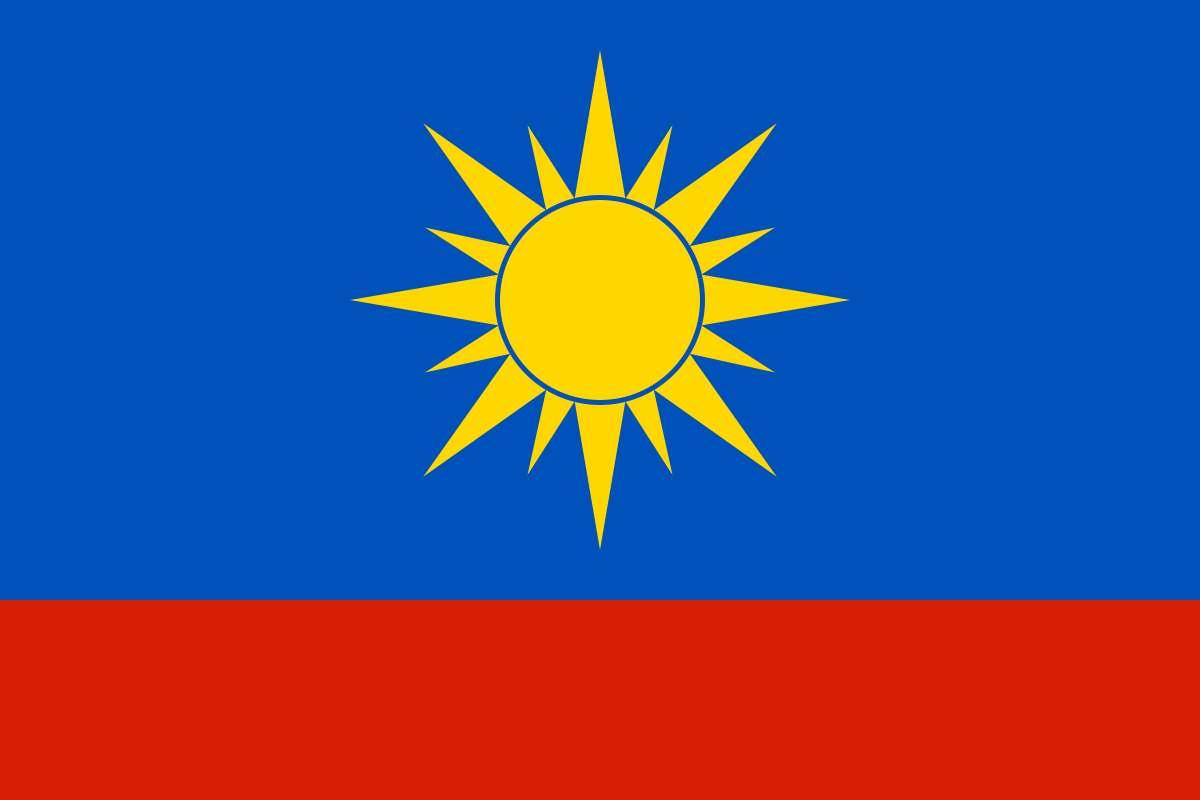 Флаг города Артем в Приморском крае
