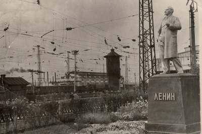 Нижнеудинск во времена СССР