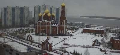 Храм Рождества Христова в Нижневартовске