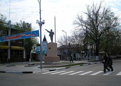 Улицы Лабинска