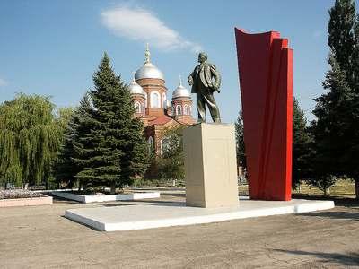 Храм в Честь Воскресения Христова в Пугачёве