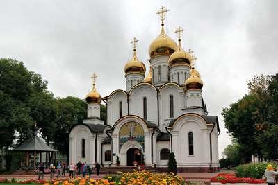 Собор Николая Чудотворца в Переславль-Залесском