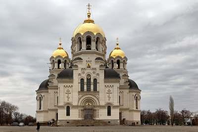 Вознесенский войсковой кафедральный собор в Новочеркасске