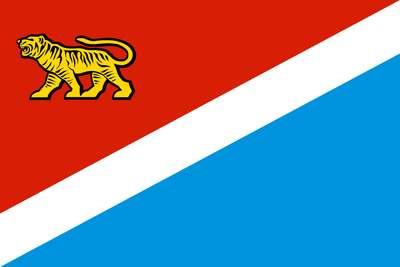 Флаг Приморья