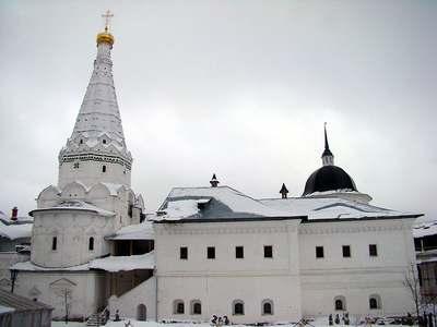 Одна из Православных Церквей Сергиева Посада
