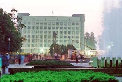 Площадь Ленина в Бобруйске