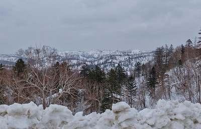 Панорамный вид возле Невельска