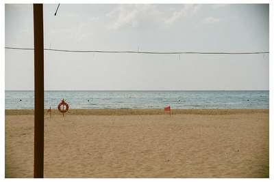 Песчаный пляж в Витязево