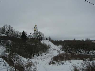 Троицкий собор в Вязьме