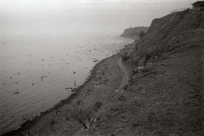 Дикое побережье Анапы