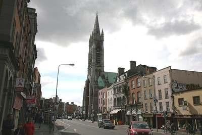 Старый город в Дублине